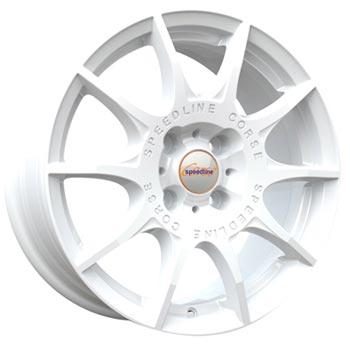 Speedline SL2 bílá
