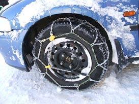 Zídu sa vám oceľové alebo textilné snehové reťaze?
