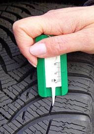 Dezén pneumatiky - informácie pre vodičov