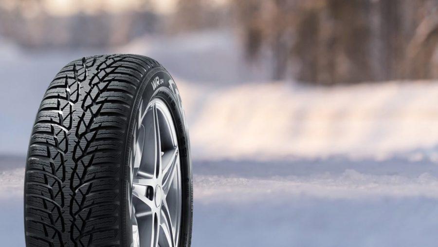 Zimní pneumatika Nokian WR D4