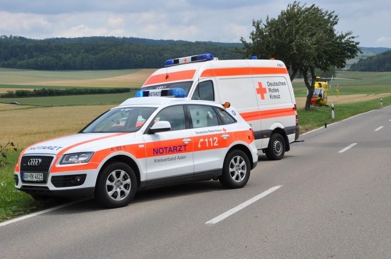 Vozidla ambulance
