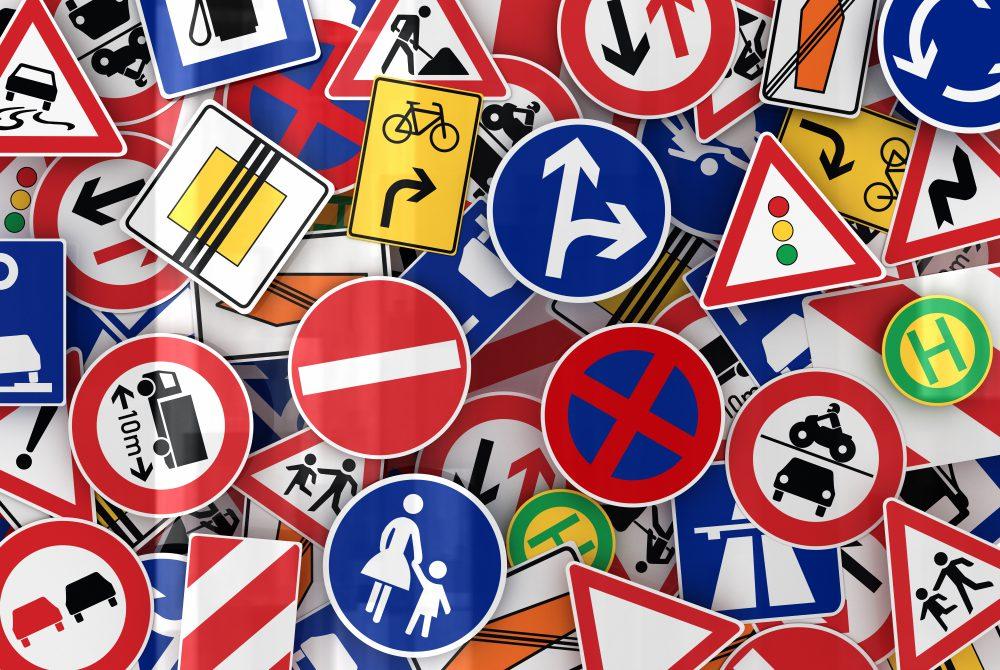 Nové dopravní značky a jejich význam