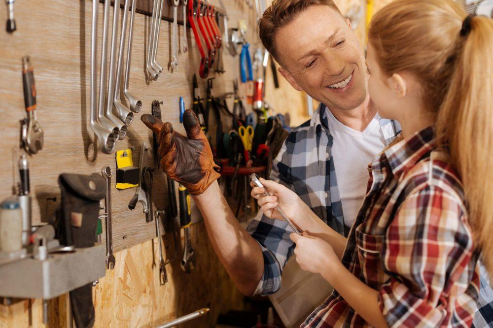 Výběr správného vybavení do garáže
