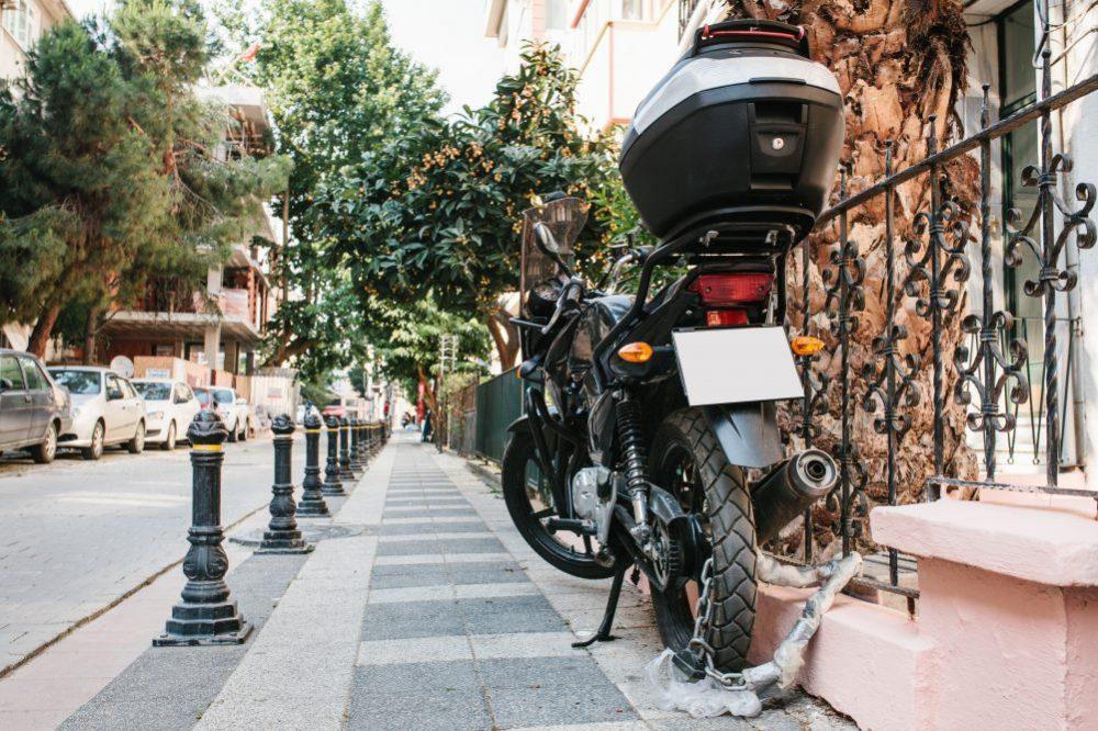 Výběr kvalitního zámku na motorku