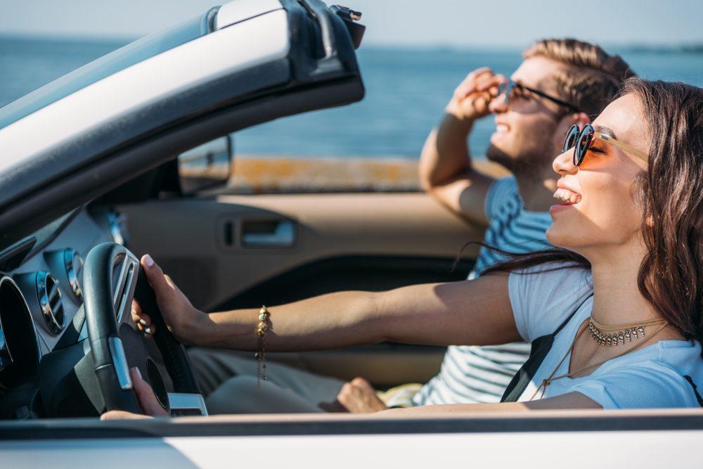 Polarizační sluneční brýle pro řidiče