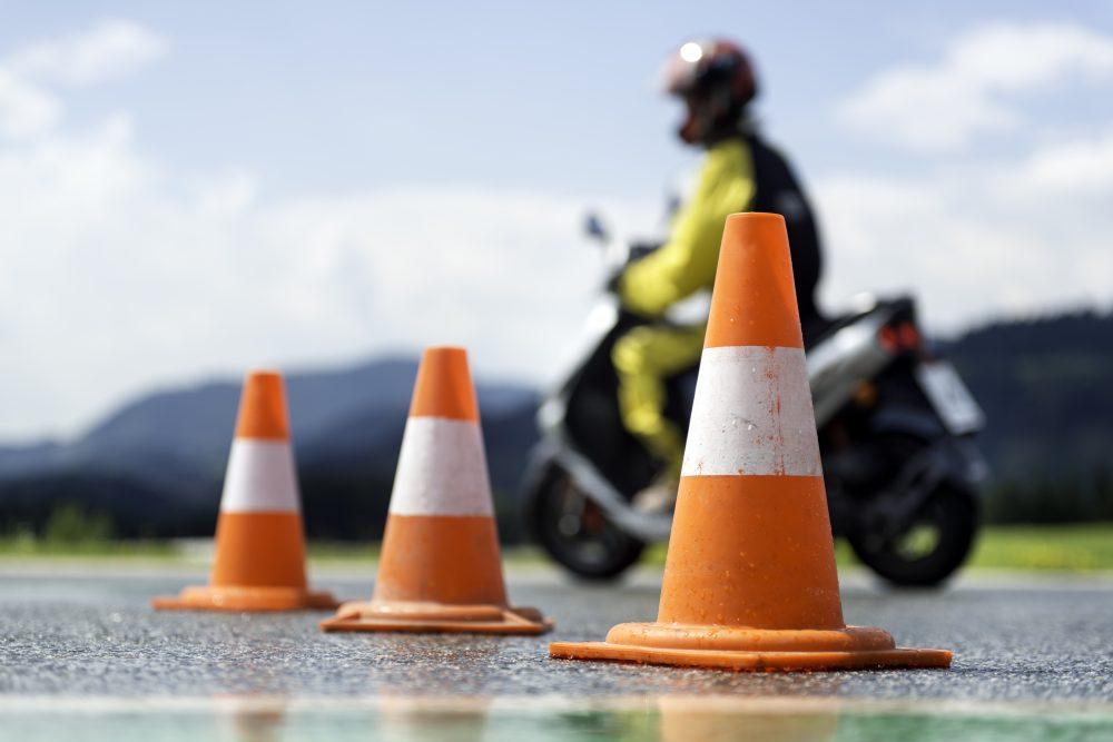 Řidičský průkaz na motorku, skútr či moped