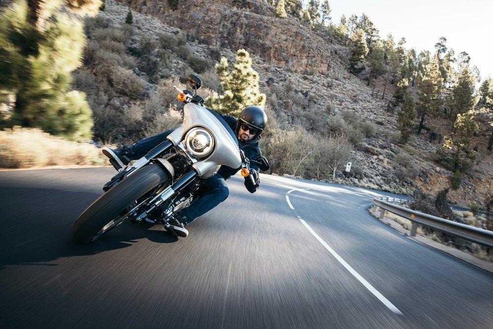 Airbagová vesta na motorku