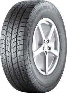 Zimné pneu Continental VanContact Winter