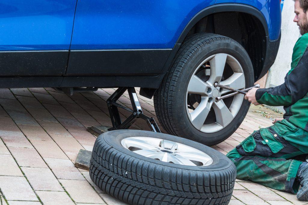 Prezutie na zimné pneumatiky