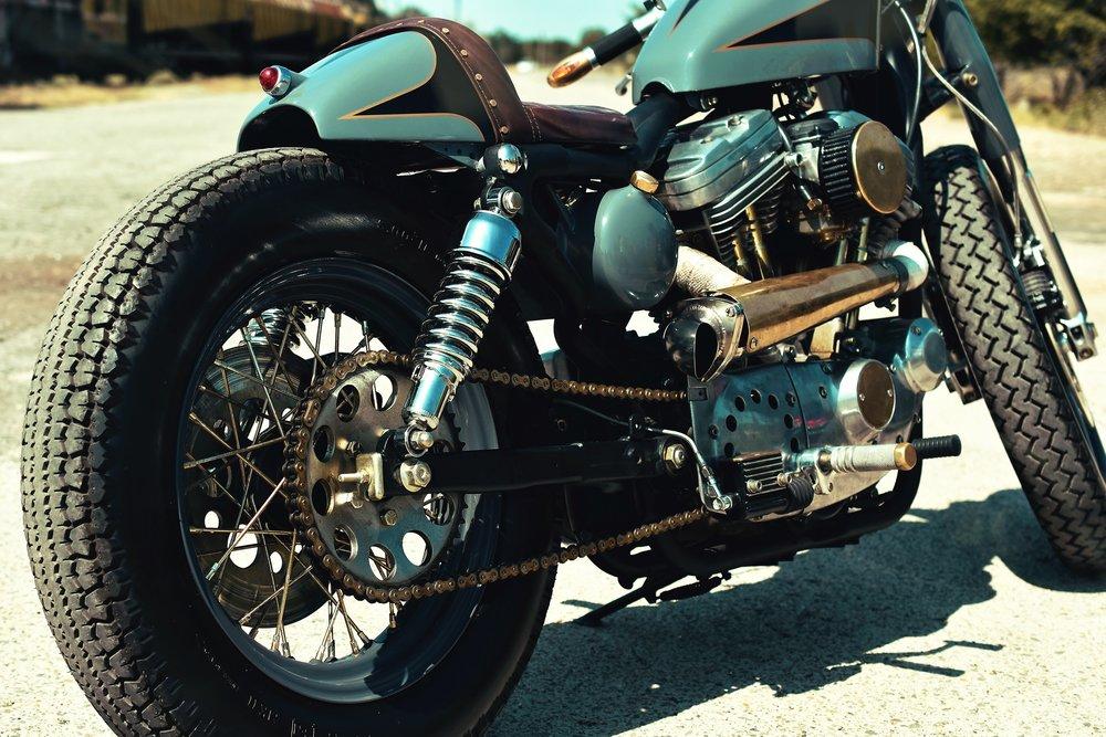 Servis motocyklových tlmičov