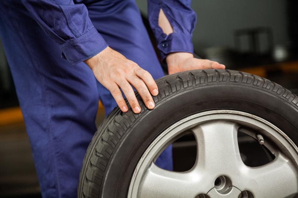 Index nosnosti pneumatík
