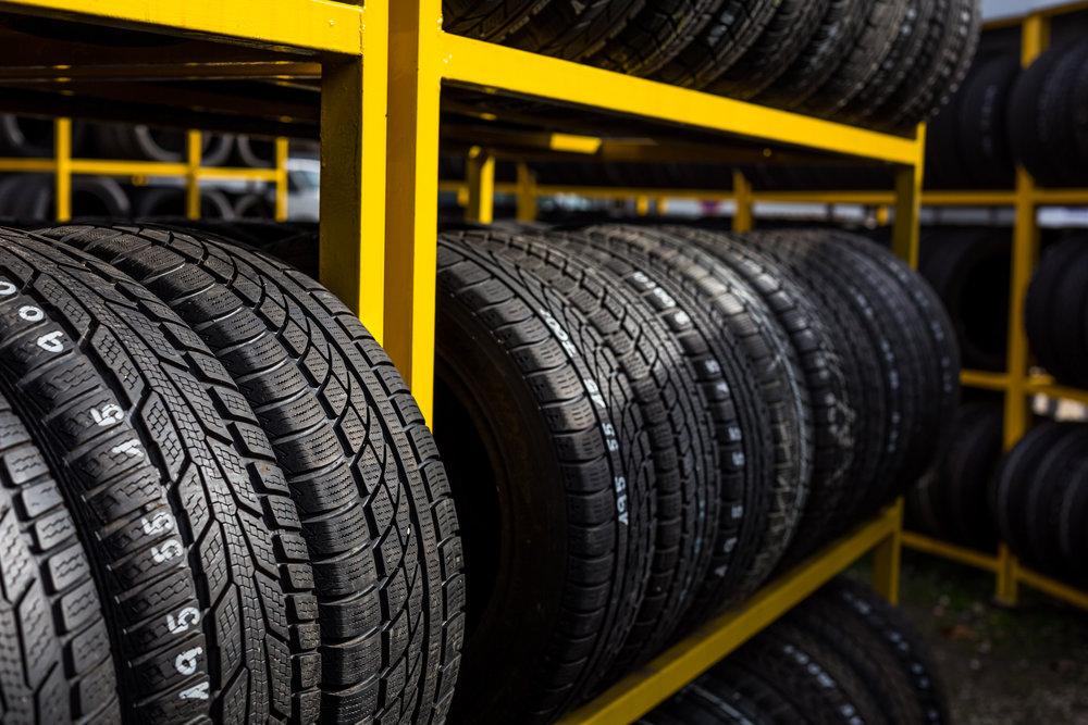 5 pravidiel, ako uskladniť pneumatiky