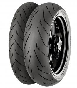 Motocyklové pneumatiky Continental ContiRoad