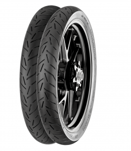 Motocyklové pneumatiky Continental ContiStreet