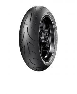 Zadné motocyklové pneumatiky Metzeler Sportec M9 RR
