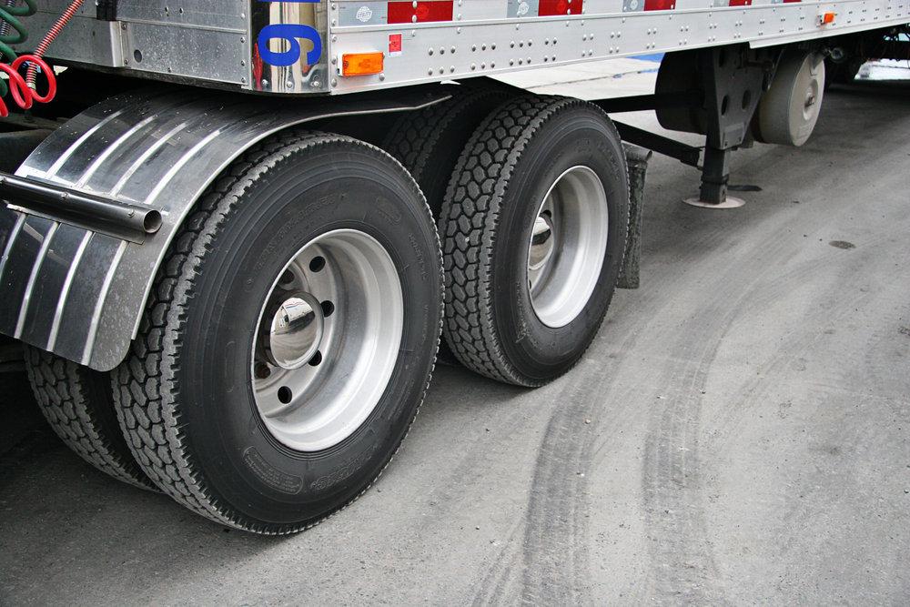 Pneumatiky na nákladné autá