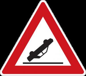 Dopravná značka Nehoda
