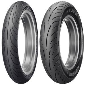 Motocyklové pneumatiky Dunlop Elite 4