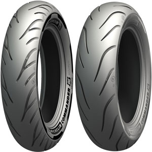 Motocyklové pneumatiky Michelin Commander III Cruiser