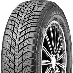 Celoročné pneumatiky Nexen N'blue 4 Season