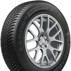 Zimná pneumatika Michelin Pilot Alpin 5 SUV