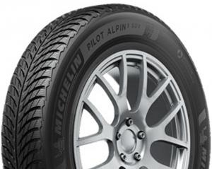Michelin Pilot Alpin SUV