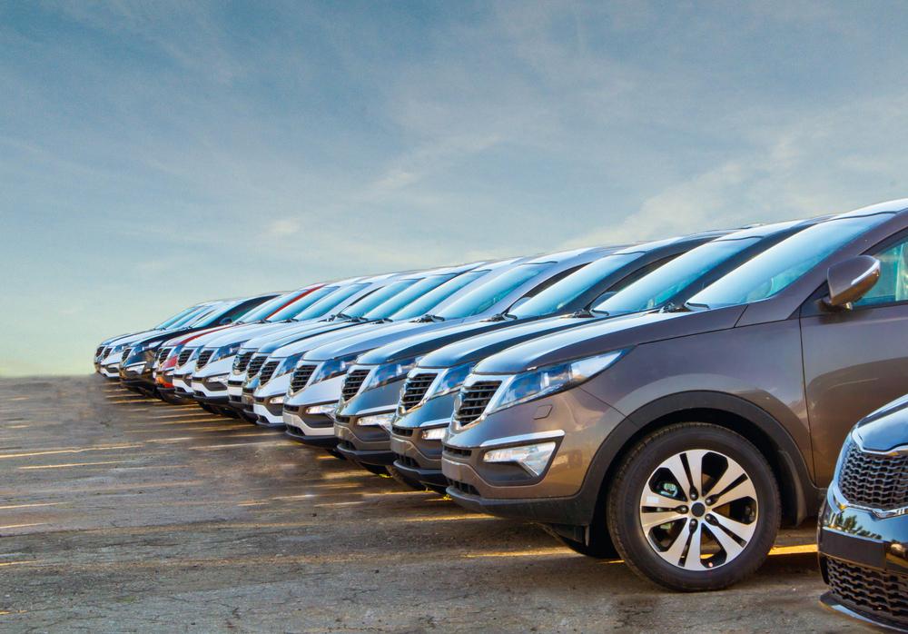 Rad nových vozidiel na predaj