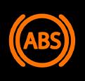 Kontrolka ABS