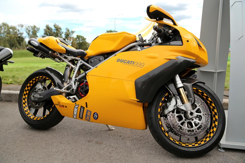 Motorka Ducati