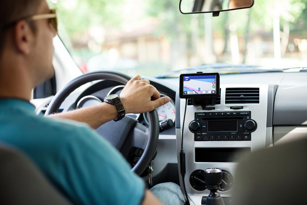 Navigácia v aute