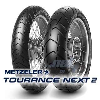 Motocyklové pneumatiky Metzeler Tourance Next 2
