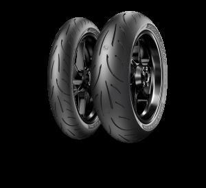 Motocyklové pneumatiky Metzeler Sportec M9 RR
