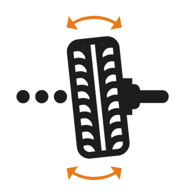Autoservis - geometria kolies