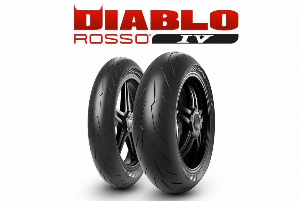 Motocyklové pneumatiky Pirelli Diablo Rosso IV